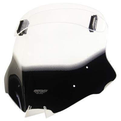 Saute-vent MRA Vario Touring clair Yamaha MT-09 14-16