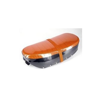 Selle complète TNT City 1 / City 2 orange/noir