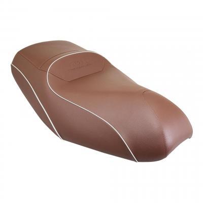 Selle confort Piaggio 125-250-300-400-500 MP3 07- marron 675019DMM