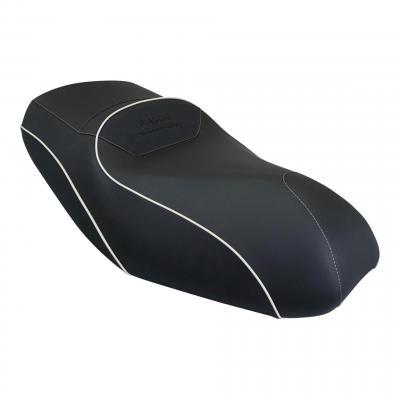 Selle confort Piaggio 125-250-300-400-500 MP3 noir 675019DNG