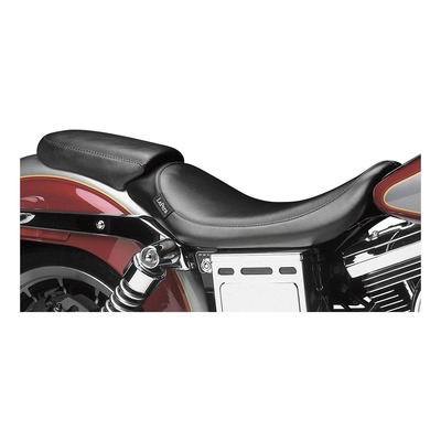 Selle passager Le Pera Silhouette Harley Davidson Dyna Wide glide 99-03