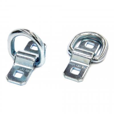 Set 2 anneaux en D serie lourdes Acebikes D-Ring Heavy Duty Duo