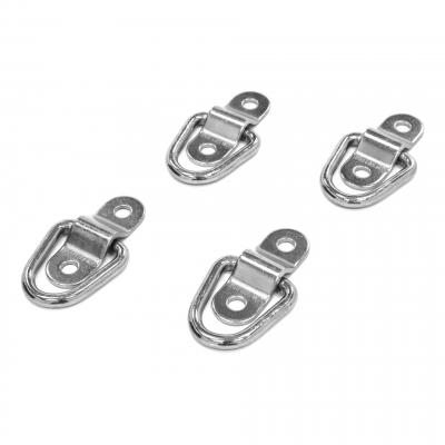 Set 4 anneaux en D Acebikes D-Ring