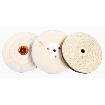Set de disques de polissage 3 pièces