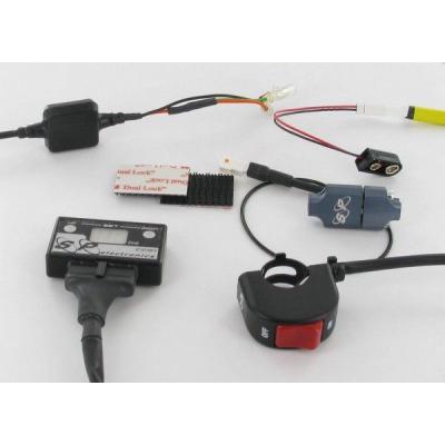 Shifter Sp Electronics capteur compression M6 Mécaboite allumage PVL Seletra