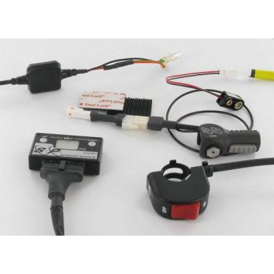 Shifter Sp Electronics capteur off-road Mécaboite allumage PVL Seletra