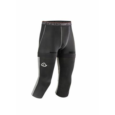 Short de protection Acerbis X-Knee Geco noir/gris
