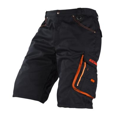 Short Kenny Racing noir/orange