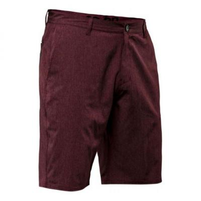Short Seven Hybrid bordeaux heather