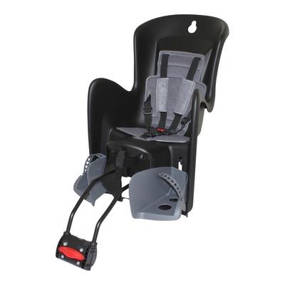 Siège enfant arrière Polisport Bilby RS noir/gris