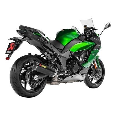 Silencieux Akrapovic carbone Kawasaki Ninja 1000 SX 2020