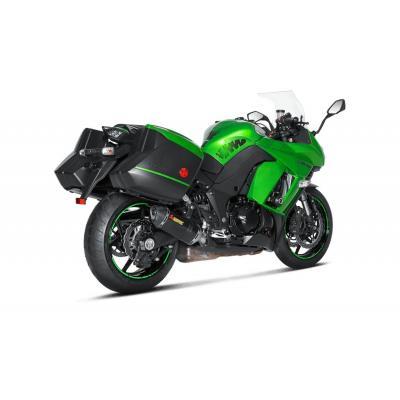 Silencieux Akrapovic full carbone Kawasaki Z1000SX 14-17 Euro 4 (paire)