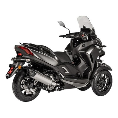 Silencieux Akrapovic inox carbone Yamaha Tricity 300 2020