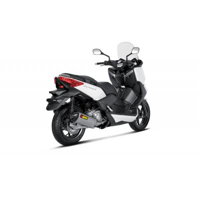 Silencieux Akrapovic inox Yamaha X-CITY 250 09-16