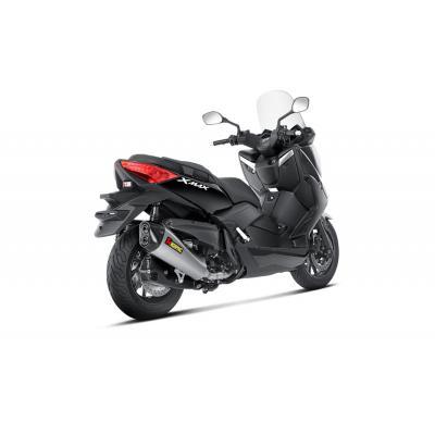 Silencieux Akrapovic inox Yamaha X-MAX 400 13-16