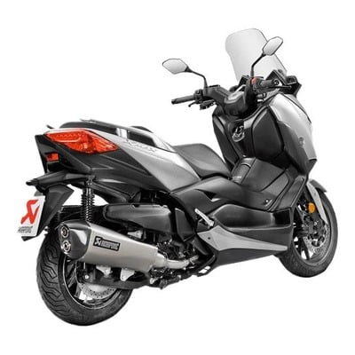 Silencieux Akrapovic inox Yamaha X-Max 400 18-20