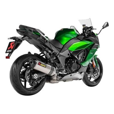 Silencieux Akrapovic titane carbone Kawasaki Ninja 1000 SX 2020