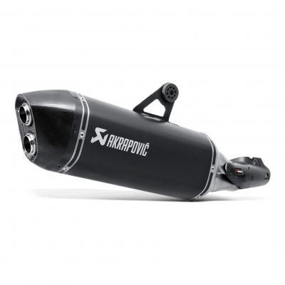 Silencieux Akrapovic Titane noir BMW R 1200 GS 13-16 Euro 3
