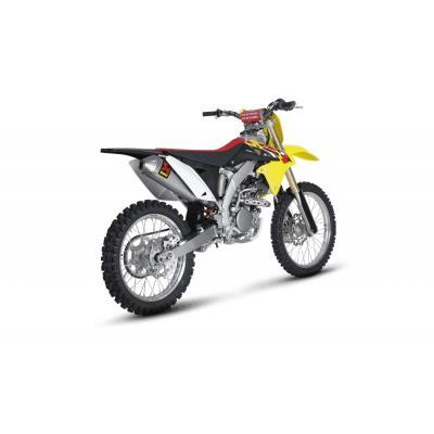 Silencieux Akrapovic Titane Suzuki RM-Z 250 10-17