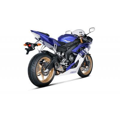 Silencieux Akrapovic Titane Yamaha YZF-R6 10-16