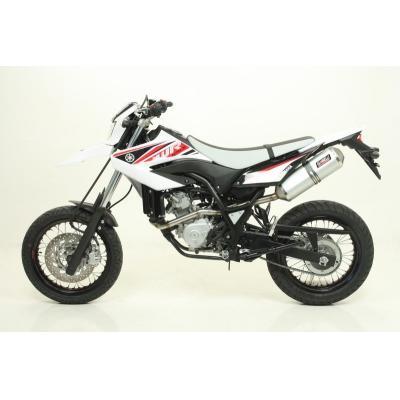 Silencieux alu Giannelli Ipersport alu Yamaha WR 125 R/X 09-10