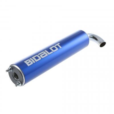 Silencieux Bidalot S1R Bleu