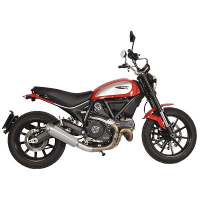 Silencieux homologué SPARK Evo V inox pour Ducati Scrambler 15-16