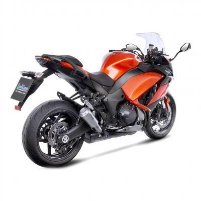 Silencieux Leovince LV-10 titane (x2) Kawasaki Z 1000 10-20