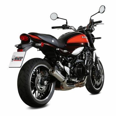 Silencieux Mivv Ghibli inox Kawasaki Z 900 RS 18-19
