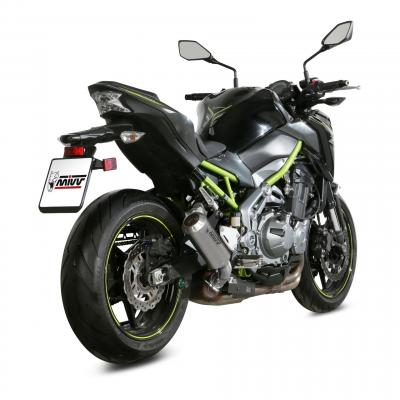 Silencieux Mivv MK3 inox Kawasaki Z 900 17-19