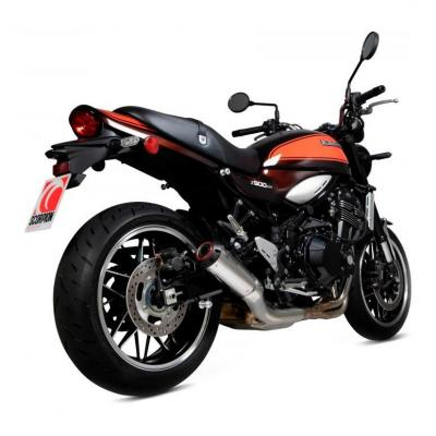 Silencieux Scorpion Red Power inox Kawasaki Z 900 RS 18-20