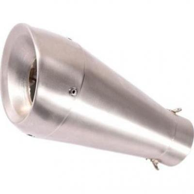Silencieux universel Spark 60'S inox Ø 60 mm