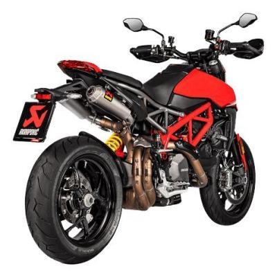 Silencieux Akrapovic Line Titanium Ducati Hypermotard 950 19-20 (paire)