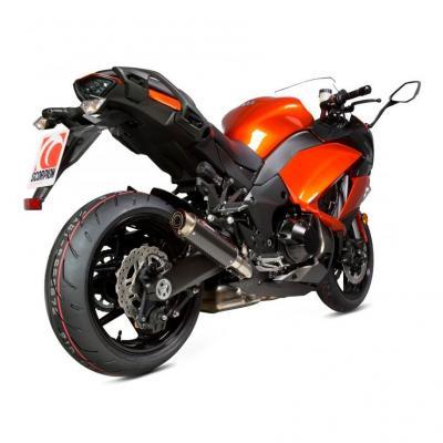 Silencieux Scorpion RP1-GP carbone Kawasaki Z 1000 SX 17-19 (paire)