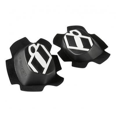 Sliders de genoux Icon Hypersport noir/blanc