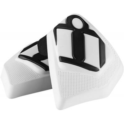 Sliders pour genouillère ICON CLOVERLEAF blanc