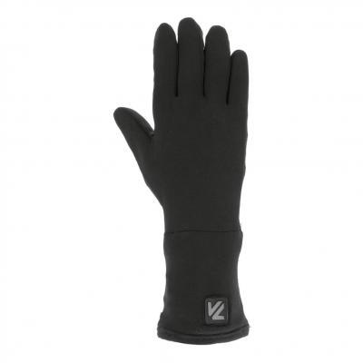 Sous gants chauffants V'quattro Ices 18 Heating noir