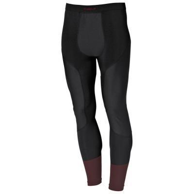 Sous-pantalon Held WINDBLOCKER SKIN noir/rouge