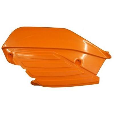 Spoiler Acerbis pour protège-mains X-Force orange