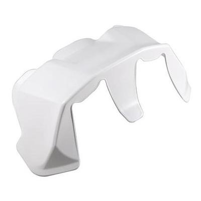 Spoiler Arai pour casque RX-7V Racing Diamond blanc EX2