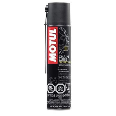 Spray chaîne Motul C4 Chain Lube Factory Line 400ml
