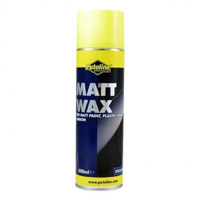 Spray cire Putoline Matt Wax aérosol (500ml)
