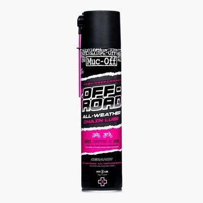 Spray lubrifiant chaîne Muc-Off All Weather 400 ml