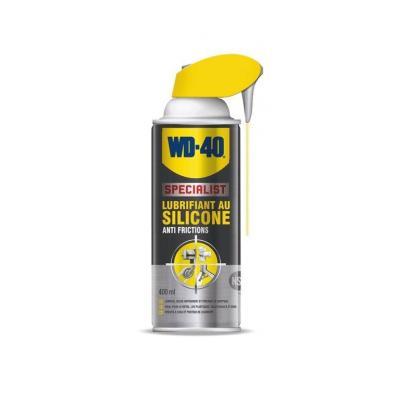 Spray lubrifiant silicone WD40 400ml