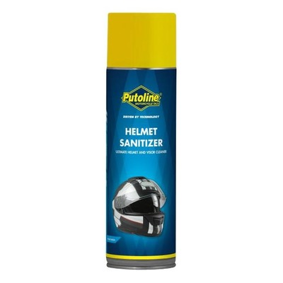 Spray Putoline Sanitizer nettoyant intérieur de casque 75ml