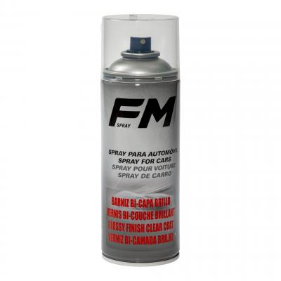 Spray vernis acrylique bi-couche FM Spray brillant 400ml