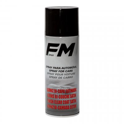 Spray vernis acrylique bi-couche FM Spray satiné 400ml