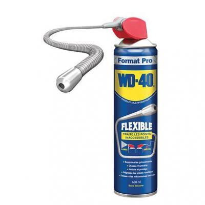 Spray WD-40 Flexible 600ml