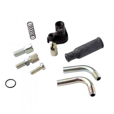 Starter coudé à cable Dellorto PHBN pour carburateur 17.5