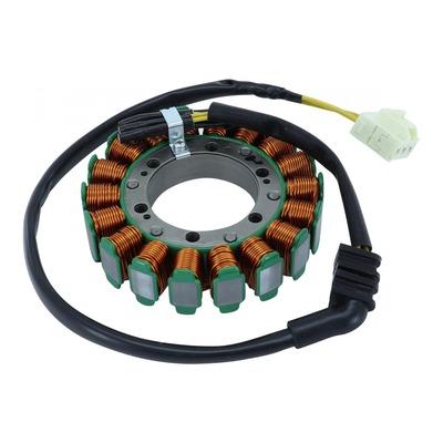 Stator d'allumage 18 pôles moteur Piaggio-Aprilia 800-850 4t V Twin Injection LC